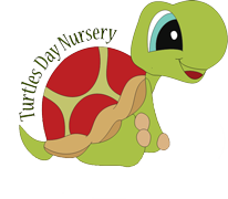 Turtles Day Nursery Logo